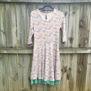 Matilda Jane w/Joanna Gaines floral dress, S
